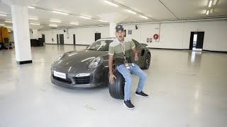 Ferrari on Race Track #GhumakkadGagan