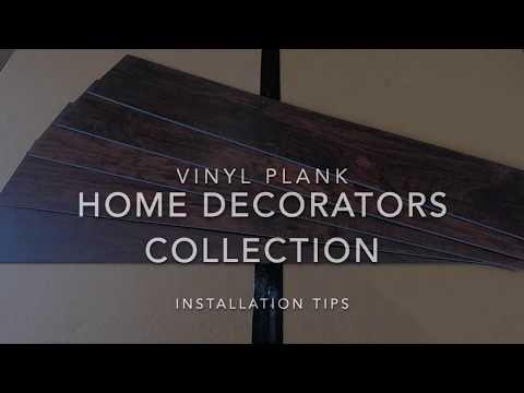 Home Decorators Collection Vinyl Plank