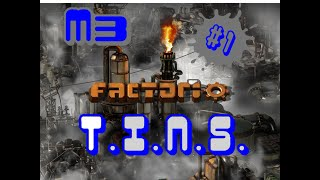 Factorio There is no Spoon Guide - Part 1: Early Game