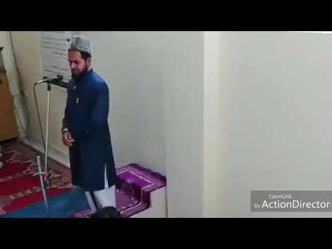khutba e jumma# 15-06-2018  by Molana jarjis Ansari Hafizahulla