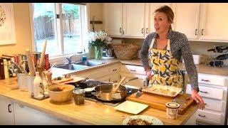Weeknight Dinner: Salmon w/French Lentils & a Rustic Apple Tart, Episode #7, Season 1