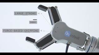 OnRobot RG2 and RG6 Grippers