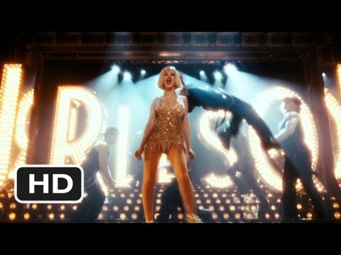 Burlesque Official Trailer #2 - (2010) HD