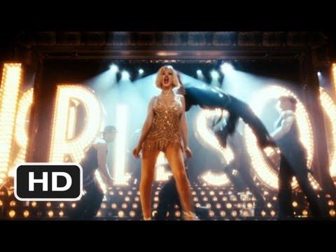 Trailer do filme Burlesque