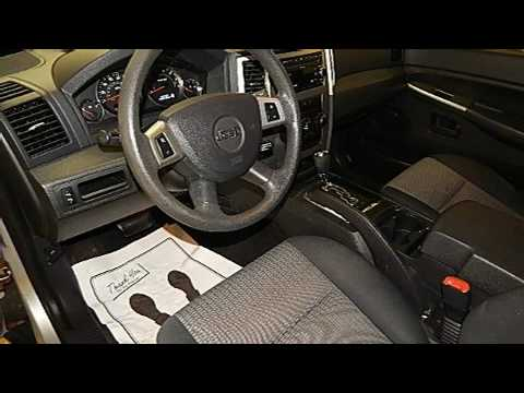 2008 jeep grand cherokee laredo 4x4 in jackson mi 49201 youtube. Cars Review. Best American Auto & Cars Review