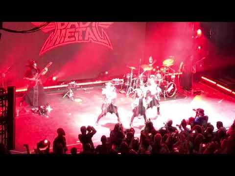 Babymetal Detroit 2019 – Elevator Girl