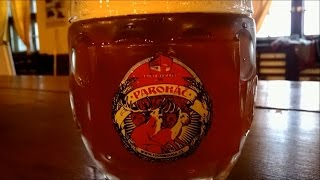 Thirsty for beer: brewery tour - Paroháč