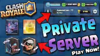 Gambar cover HOW TO CLASH ROYALE MOD APK DOWNLOAD 2018