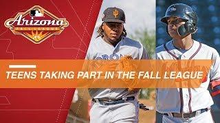 Many teenagers to take part in Arizona Fall League