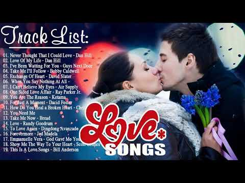 Melow Romantic Love Songs Of All Time - Most Beautiful Love Songs Collection