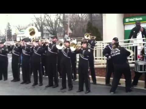 """""""Enter Sandman"""" Baltimore Ravens Marching Band"""