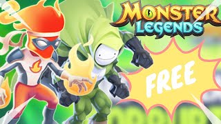 Monster Legend: How To Get Super Dream & Sapman For FREE | Every Ways Of Getting Them! screenshot 3