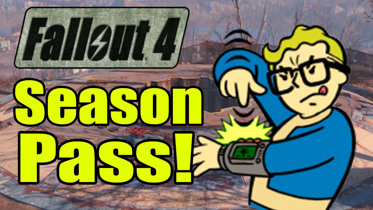 Fallout 4 Season Pass - Should You Buy It ? (Pros / Cons) - YouTube