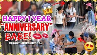 """Happy 1 Year Anniversary, Babe!"" | 1 Year Anniversary Special"