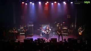 Massacre Conspiracy Live at Rockaway Festival 2013 Malaysia