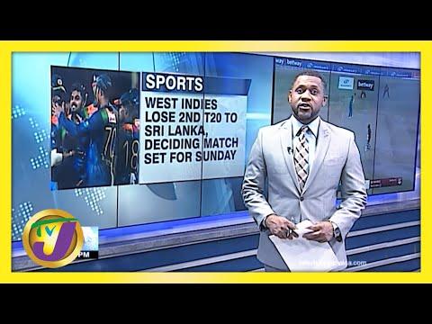Windies Face Series Decider on Sunday | TVJ Sports News