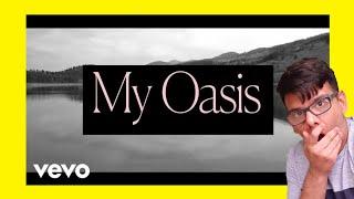 Baixar MY OASIS SAM SMITH FT BURNA BOY (lyric video) REACTION!