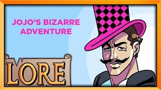 JOJO'S BIZARRE ADVENTURE: Phantom Blood | LORE in a Minute! | Stone Mask Backstory | Octopimp | LORE