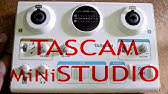 Tascam US-224 Driver Win8 1 64 bits - YouTube
