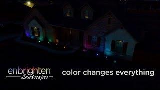 Introducing... Enbrighten Landscape Lights