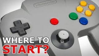 Where to Start: Nintendo 64