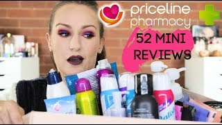 What\'s new at Priceline? | 52 Mini Reviews