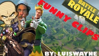 FUNNY CLIPS FORTNITE EDITION!!!! Pt 1