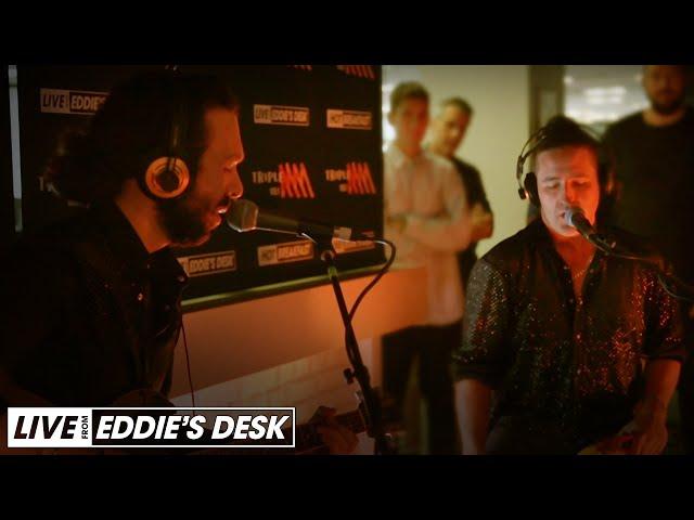 Kingswood - Bittersweet (Live From Eddie's Desk!) | Hot Breakfast | Triple M
