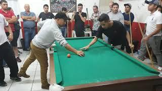 Desafio pra matar a bola Baianinho x Vitor