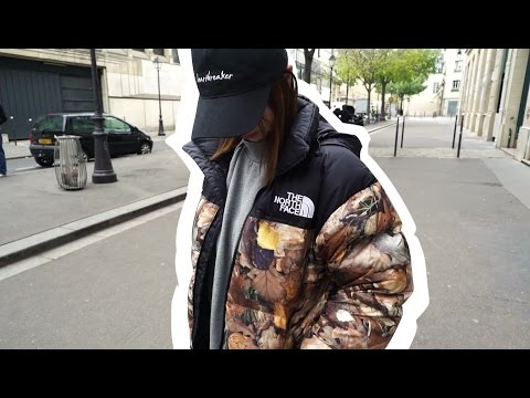 The North Face x Supreme 2016 - Best Streetstyle @ Paris - Items - 17/11/2016