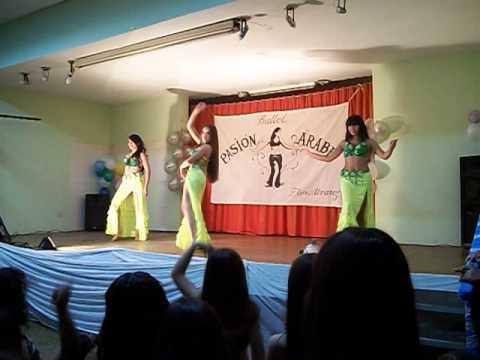 Flor - Ballet Pasión Arabe