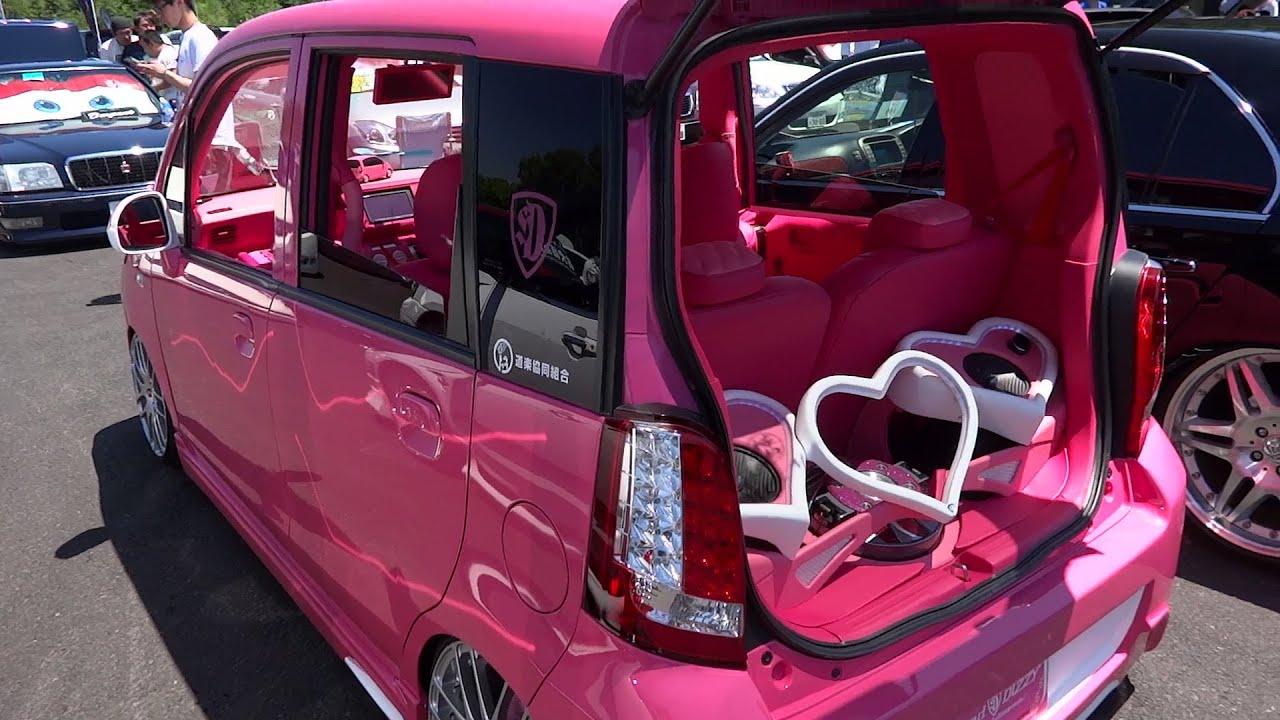 kei car honda life jc custom car jc youtube