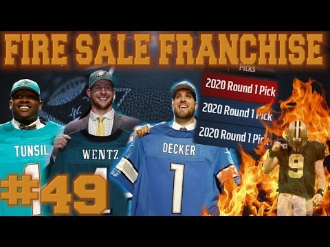 Reloading the Roster After A Down Year | Fire Sale Franchise | Episode 49
