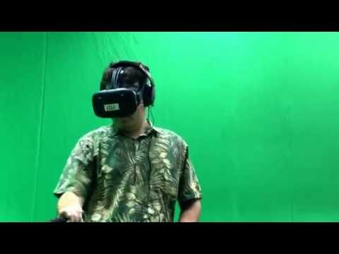 【TGS 2016】Oculus VR Founder Palmer Luckey  in HTC VIVE Booth |4Gamers
