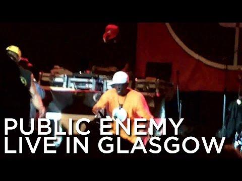 2011-09-06 'Public Enemy' @ O2 ABC, Glasgow, UK