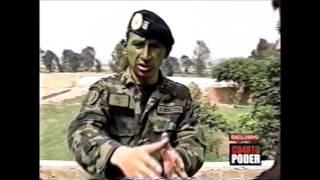 Informe sobre la muerte del teniente Jiménez