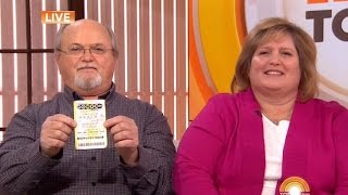 Tennessee Couple Relive The Moment They Won $533 Million Powerball