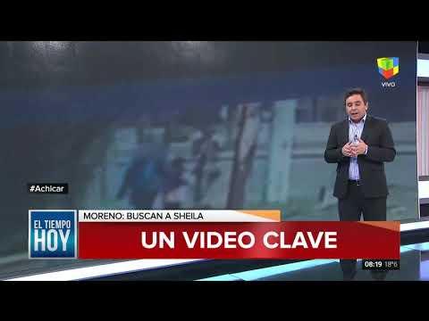 Moreno: Intensa búsqueda de Sheila Ayala de 10 años