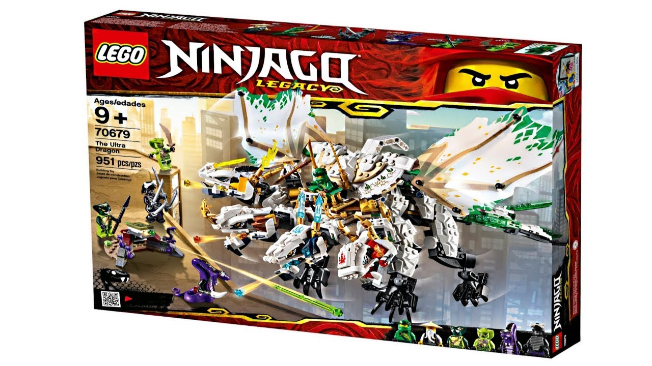 lego ninjago 2019 ultra dragon and the rest of the sets. Black Bedroom Furniture Sets. Home Design Ideas