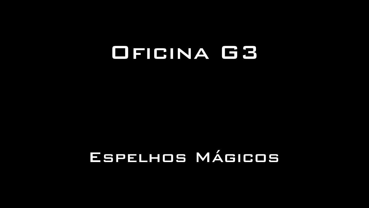 G3 TE ESCOLHI BAIXAR OFICINA
