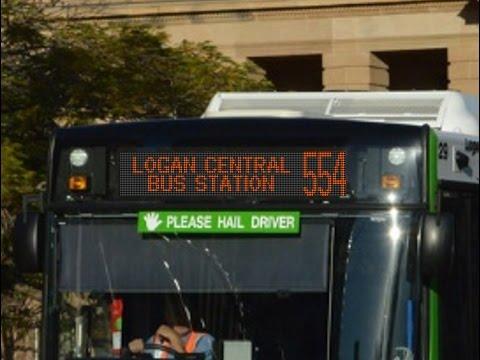 Route 554 - Garden City to Logan Central Plaza