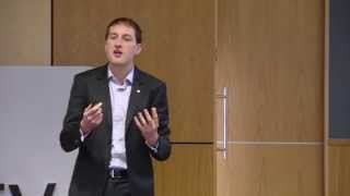 Making the connection between diversity and success: Jamie Gallagher at TEDxUniversityofGlasgow