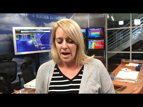 9-2 Noon Hurricane Dorian Update