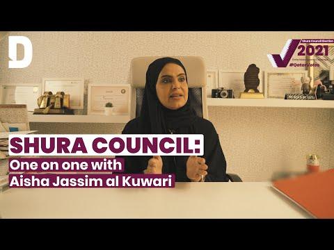 One-on-one with Shura Council candidate Aisha Jassim al Kuwari