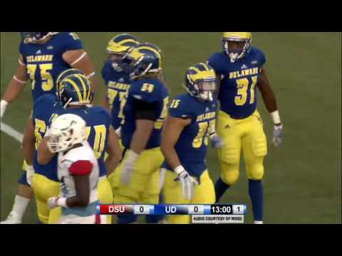 Blue Hens Playback - Football vs. Delaware State (9/1/16)