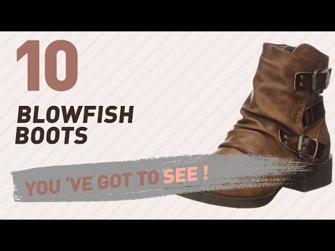 Blowfish Boots For Women // New & Popular 2017