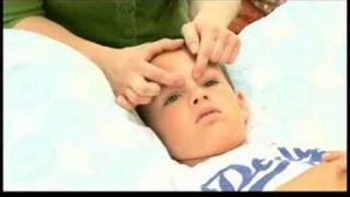 Download lagu Massage for Children With Eye Fatigue : Massaging a Child With Eye Fatigue: Eye Sockets
