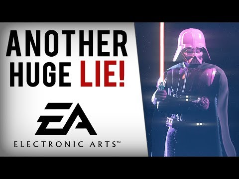 EA's Battlefront 2 Changes Reveal They Lied About Cosmetic Items...