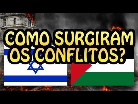 Como Surgiu O Conflito Entre Israel E Palestina?