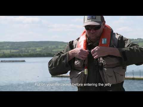 Bristol Water Boat Fishing 2020 Covid 19